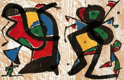 Miro, Joan - Engravings I