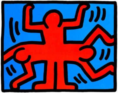 Haring, Keith - Pop Shop VI