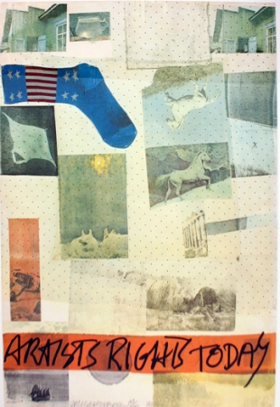 Rauschenberg, Robert - Artists Rights Today