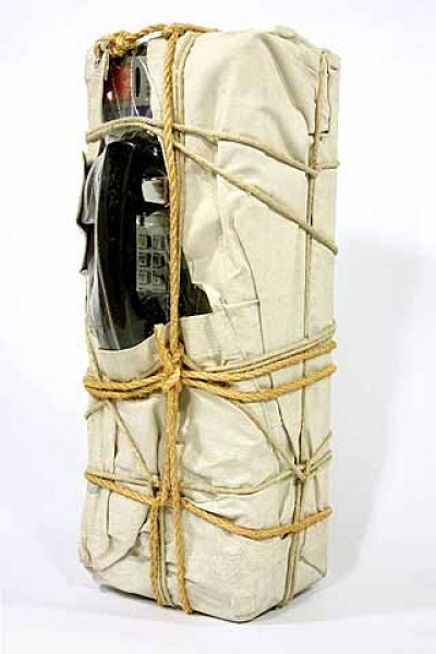 Christo - Wrapped Payphone