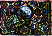 Penck, A.R. - The Colors of the Night