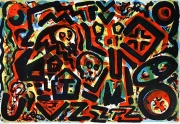 Penck, A.R. - The Rhythm of the Day